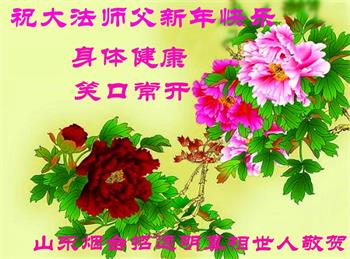 2018戊戌年 世界各地恭祝法轮功李洪志大师新年快乐!